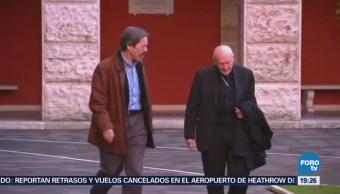 Papa Francisco Acepta Renuncia Cardenal Estados Unidos