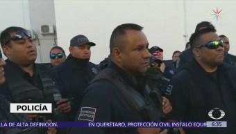 Paran labores c estatales de Ciudad Juárez, Chihuahua
