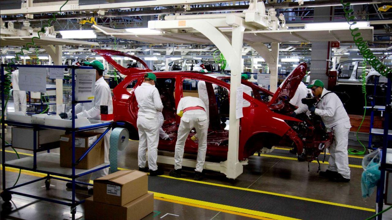Personal en industria manufacturera IMMEX crece 4.1% INEGI