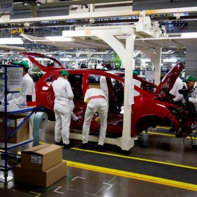 Personal en industria manufacturera IMMEX crece 4.1%: INEGI