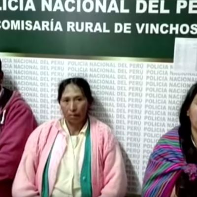 Tres hermanos asesinan y mutilan a su madre en un supuesto ritual satánico