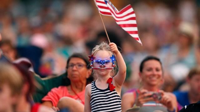 Pese a las divisiones, Estados Unidos celebra el 4 de julio