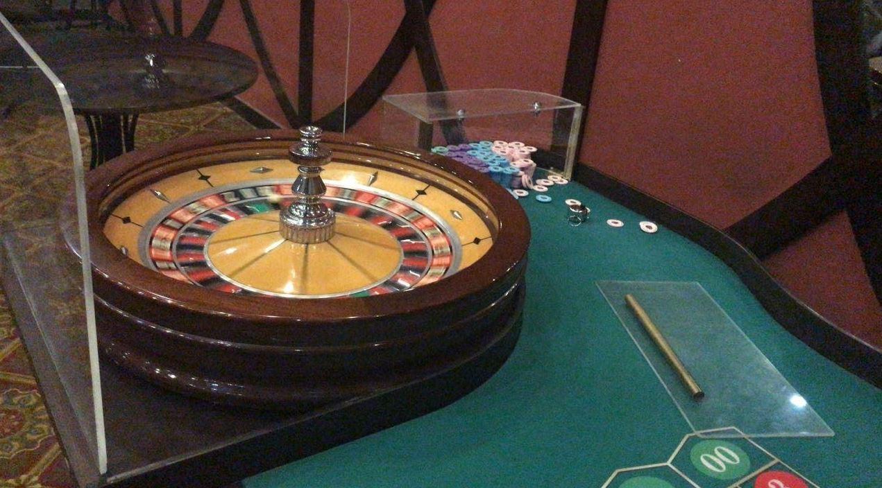 La PGR asegura un casino en Delicias, Chihuahua