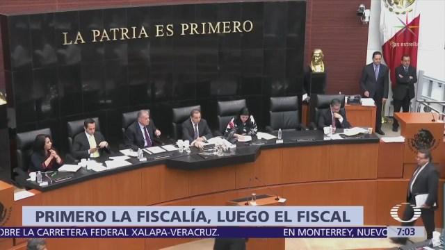 Piden crear Fiscalía independiente antes de designar titular