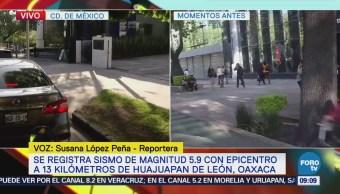 Polanco permanece en calma, luego de sismo con epicentro en Huajuapan