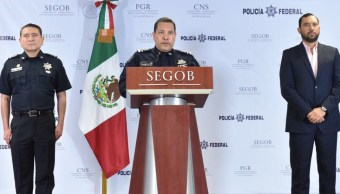 Policía Federal destaca resultados operativo Escudo-Titán