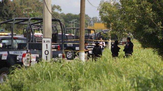 Se registran ocho asesinatos en Guanajuato en 24 horas