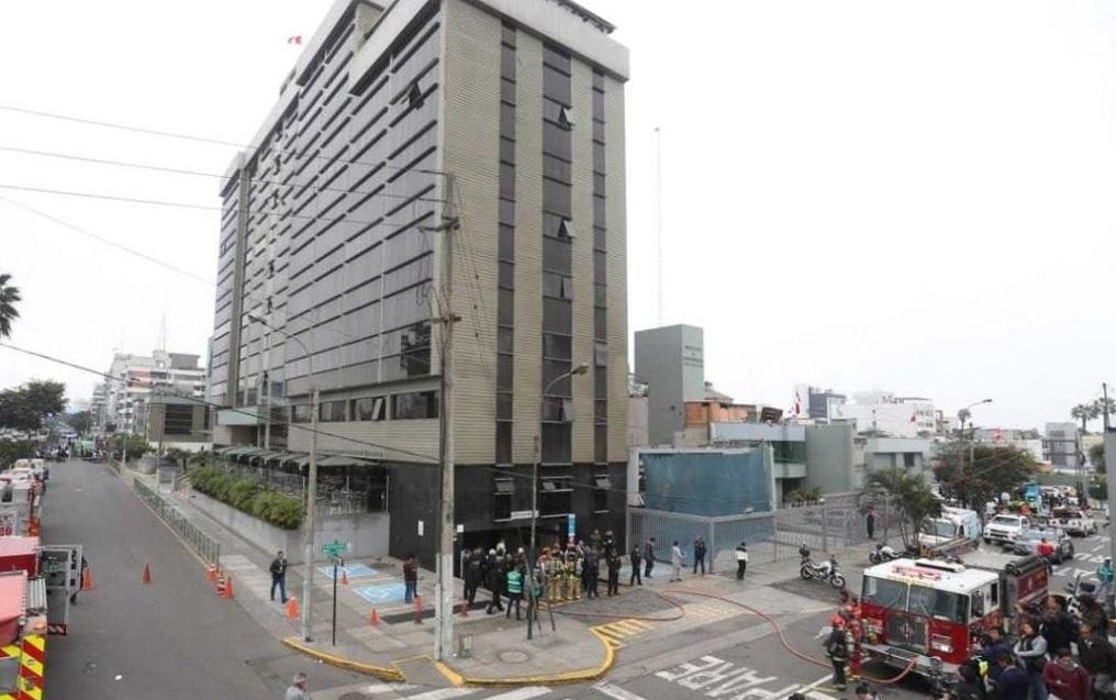Explosión en clínica Ricardo Palma | Facebook activó su alerta Safety Check