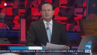 Popocatépetl registra fuerte exhalación