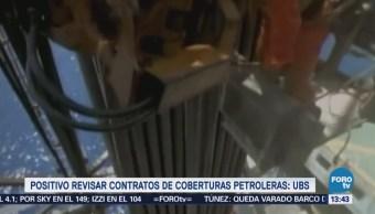 Positivo Revisar Contratos Coberturas Petroleras Ubs