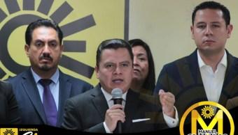 PRD apoyará iniciativas de ley propuestas AMLO: Granados