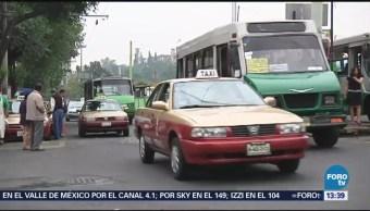 Precios Transporte Registran Aumento Inegi Economía
