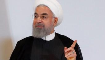 Irán condiciona diálogo Trump; pide acuerdo nuclear