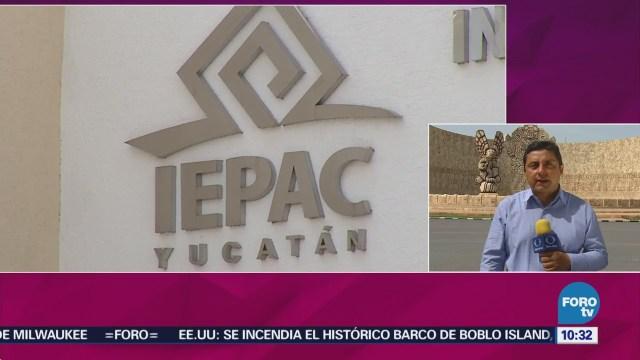 Prevén Elecciones Extraordinaria Dos Municipios Yucatán