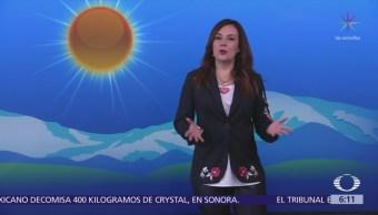 Pronostican lluvias en 27 estados de la República Mexicana