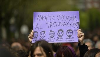 Pamplona no quiere más ataques a mujeres de La Manada