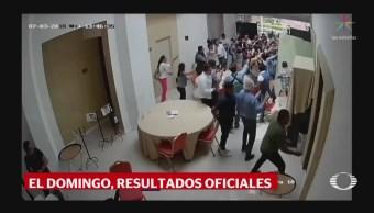 Puebla Obtendrá Resultados Oficiales Elección Domingo