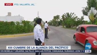 Puerto Vallarta Estricta Vigilancia Alianza Del Pacífico