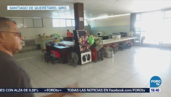 Querétaro Tiene Albergue Migrantes Reposen Sueño Americano
