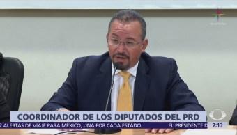 Ratifican a Omar Ortega, coordinador de los diputados