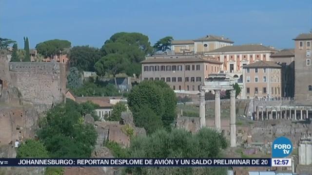 Reabren al público restos arqueológicos de la antigua ciudad de Roma