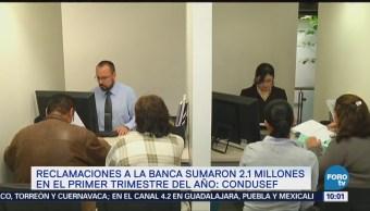 Reclamaciones por fraude electrónico, 2.1 millones: Condusef