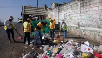 Se agrava el problema de la basura en Acapulco, Guerrero