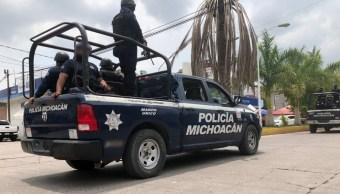 Redoblan vigilancia en Uruapan tras ataque a funeraria