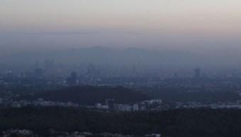 Valle México presenta regular calidad aire
