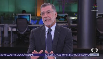 René Delgado: Participación ciudadana no debe agotarse en las urnas