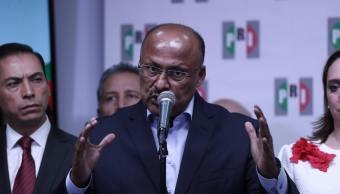René Juárez Cisneros renuncia a la dirigencia nacional del PRI