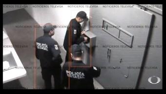 En Punto obtiene videos de fuga de reos en penal de Aguaruto