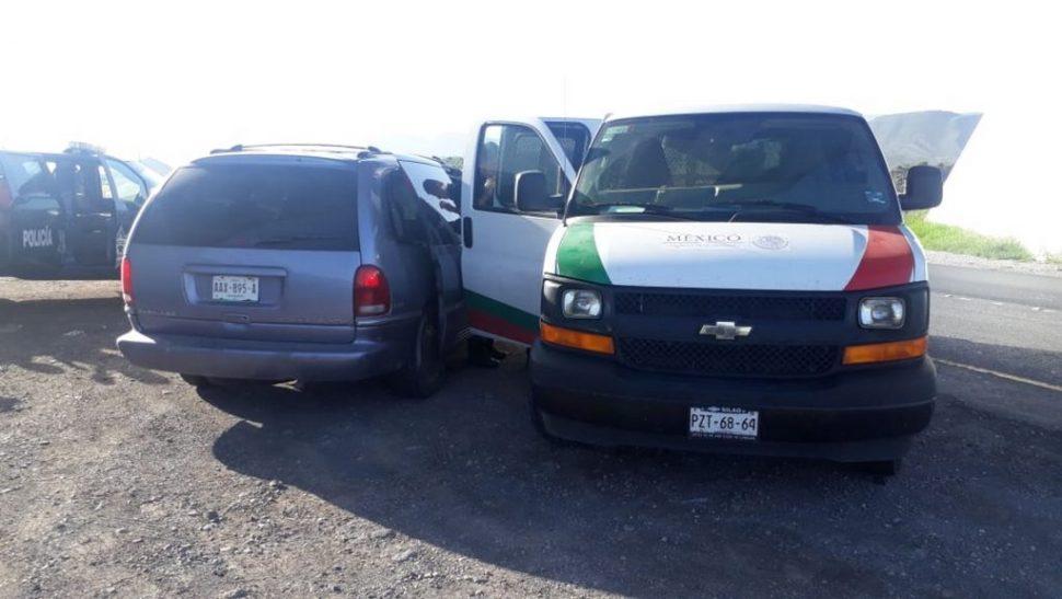 escatan en Coahuila a 14 indocumentados