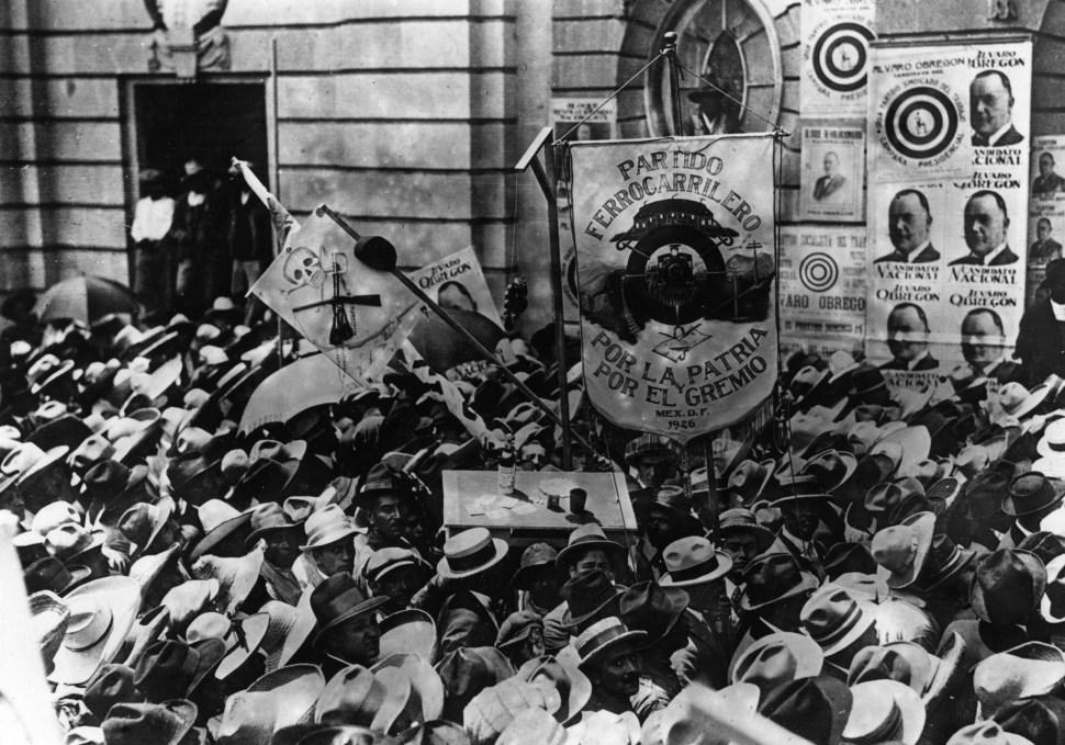 revolucion-mexicana-obreros-gremio-trabajadores-porfirio-diaz-porfirismo