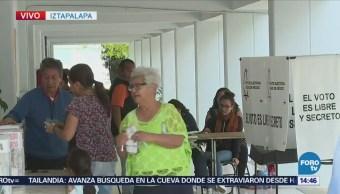 Roban Boletas Electorales Casilla Iztapalapa