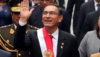 presidente peru reforma judicial martin vizcarra