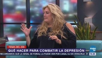 Gimena Liberman Qué Hacer Combatir Depresión