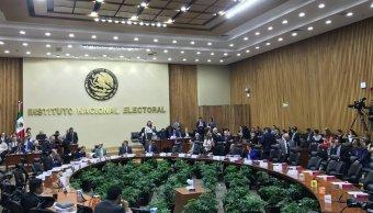 INE se prepara para presentar proyecto de presupuesto