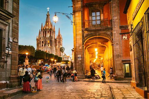 Se prevé arribo un millón de turistas a San Miguel Allende