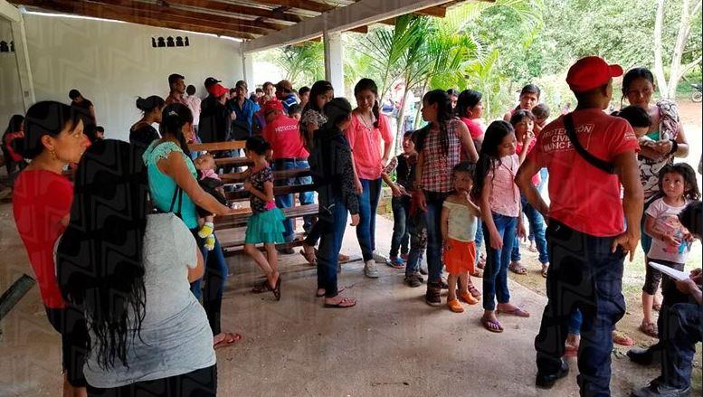 huyen 130 habitantes san miguel totolapan acoso crimen organizado