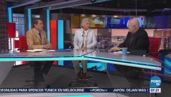Sánchez Cordero: Gran reto, transitar a la pacificación del país