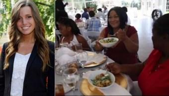 Cancela boda Invita banquete 170 personas sin hogar
