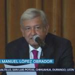Busca Destino Avión Presidencial López Obrador