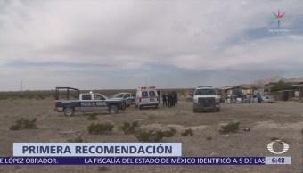 Se registran más de 36 mil desaparecidos en México
