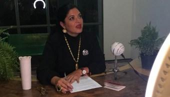Alejandra Frausto Guerrero anticipa nombramientos en Cultura