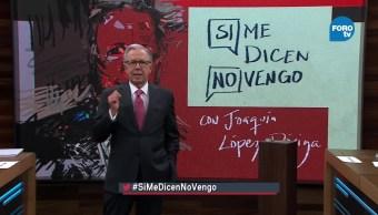 Si Me Dicen No Vengo (31/07/2018)