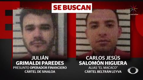 Se fugan dos reos de alta peligrosidad de penal en Sinaloa