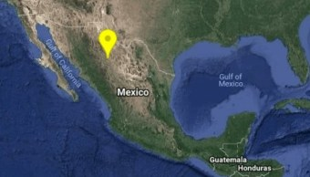 Sismo de 4.8 grados se registra en Saucillo, Chihuahua