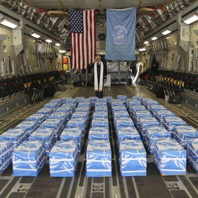 Estados Unidos niega pago a Corea del Norte por soldados