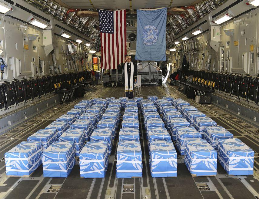 Estados Unidos niega que pagó a Corea del Norte por soldados